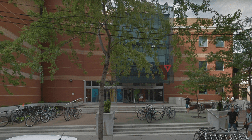 Toronto Central Grosvenor Street YMCA Centre