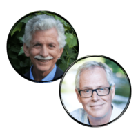 Ron Siegel and Chris Germer-feature image