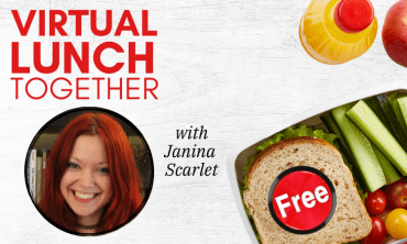 Virtual Lunch Together with Janina Scarlet